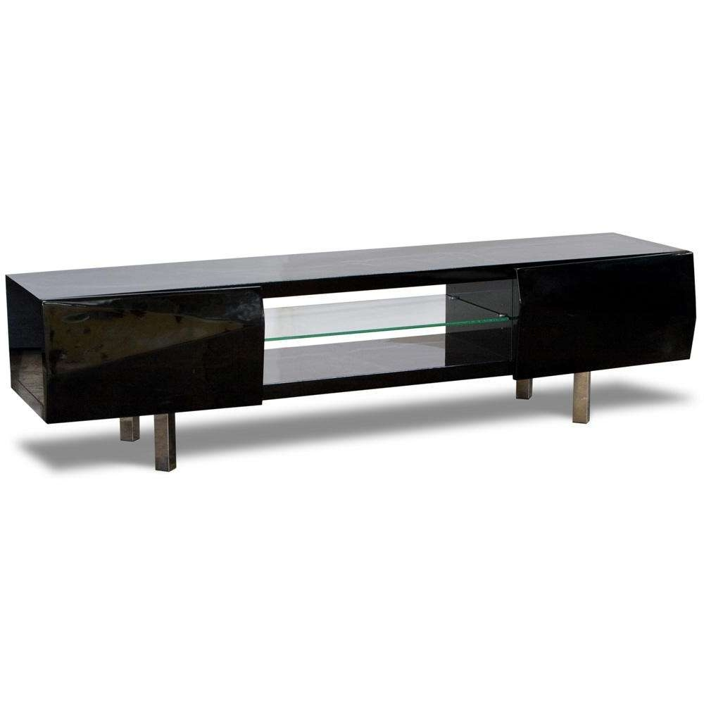 Console Tables : Long Low Profile Media Console Table With Intended For Long Low Tv Cabinets (View 4 of 20)