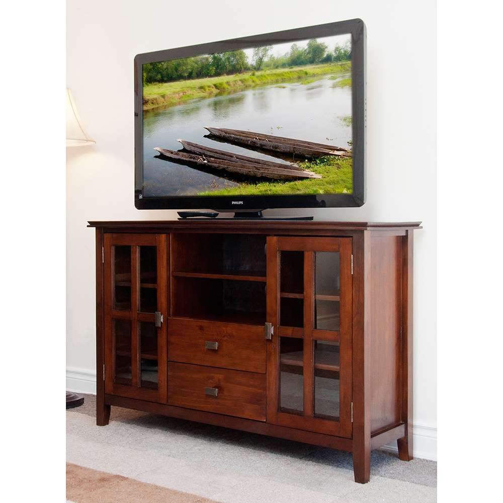 Console Tables : Long Narrow Espresso Floating Entertainment Regarding Tall Tv Cabinets Corner Unit (View 4 of 20)
