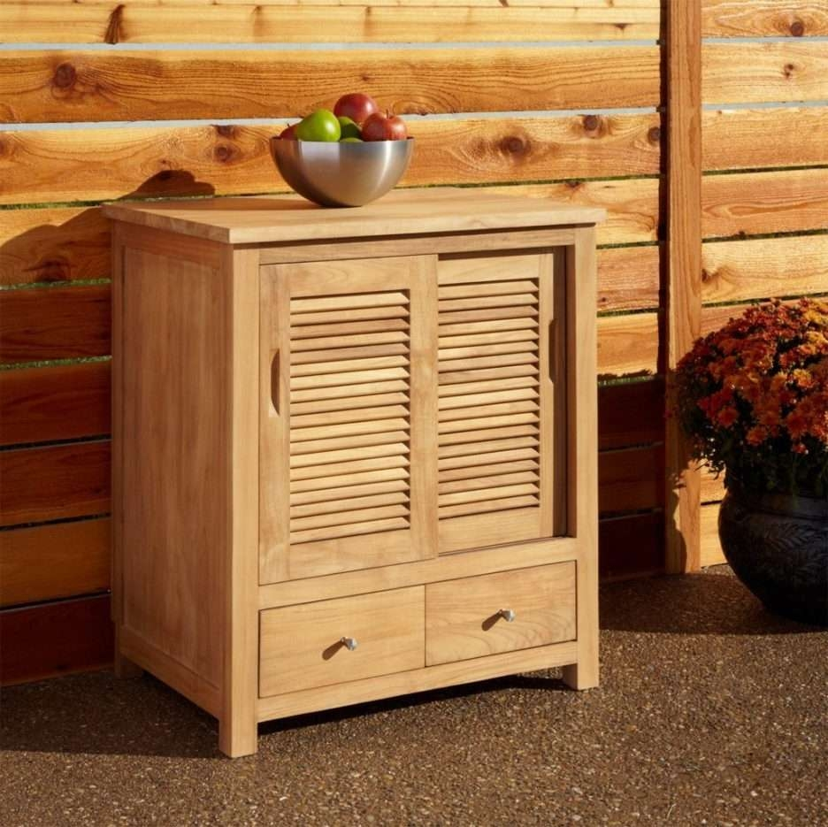 Console Tables : Outdoor Sideboard Cabinet Console Table Cube Within Outdoor Sideboards Tables (View 13 of 20)