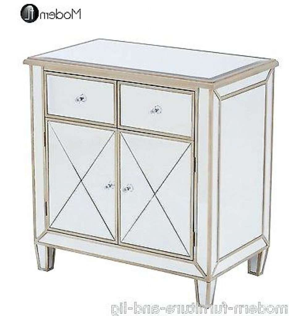 Console Tables : Small Venetian Mirror Dressing Table Glass In Small Mirrored Sideboards (View 3 of 20)