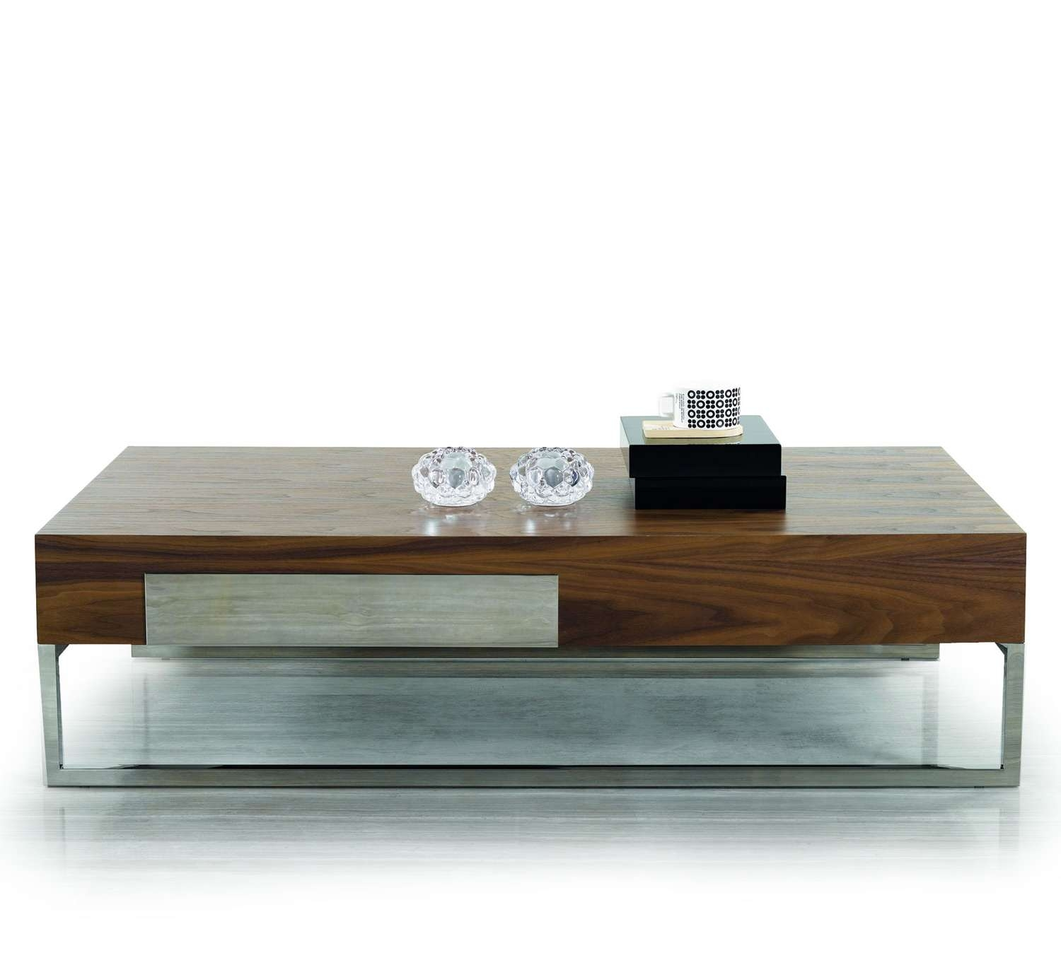 Contemporary And Modern Furniturej&m Furniture – Furnillion Intended For Well Liked Oak Veneer Coffee Tables (View 6 of 20)