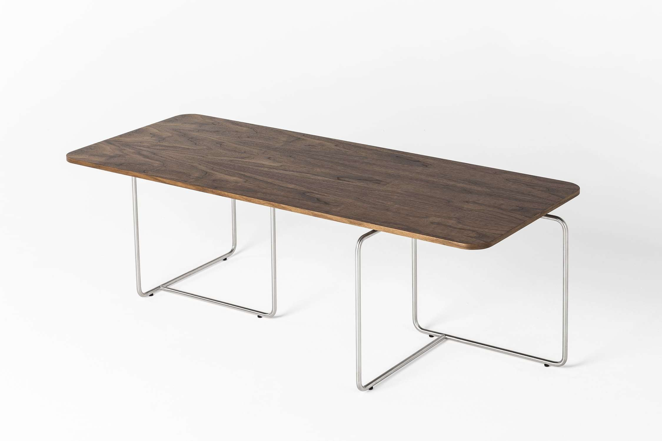 Contemporary Coffee Table / Oak / Wood Veneer / Rectangular Throughout Most Recent Oak Veneer Coffee Tables (View 4 of 20)