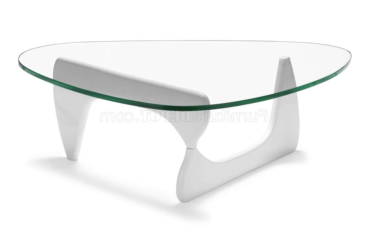Contemporary Glass Coffee Table With Most Up To Date Contemporary Glass Coffee Tables (View 10 of 20)