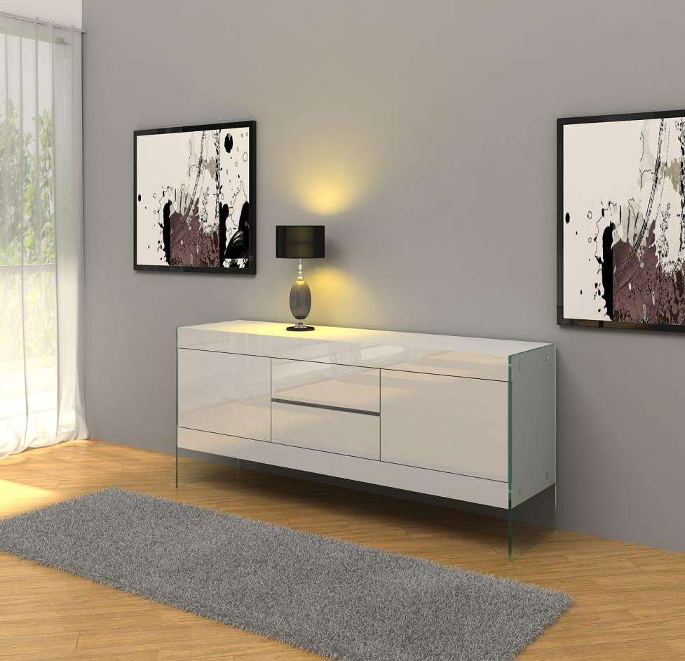 Contemporary Sideboards And Buffets : Best Contemporary Sideboard For Modern Sideboards And Buffets (View 2 of 20)