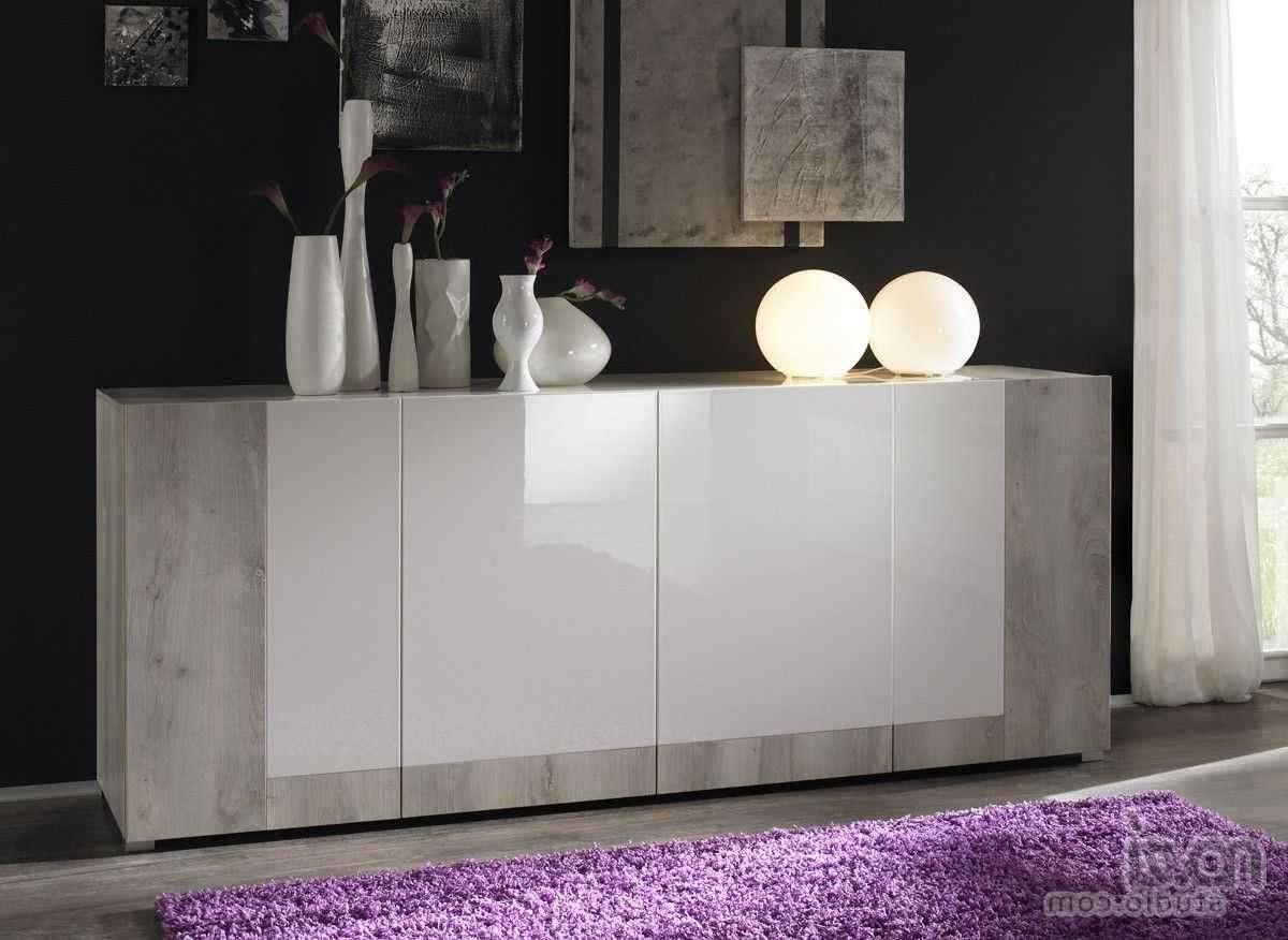 Contemporary Sideboards And Buffets (View 18 of 20)