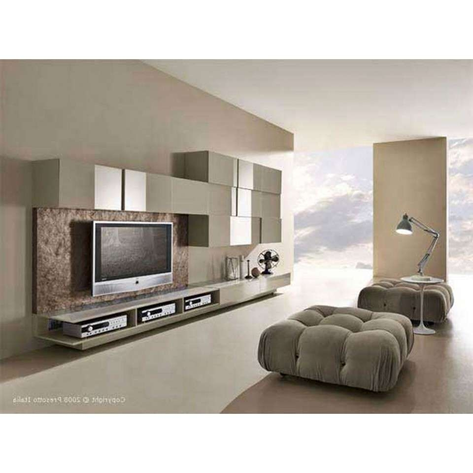 Contemporary Tv Cabinet Design Tc110 For Cabinets View 4 Of