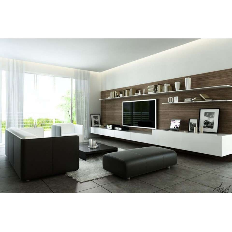 Contemporary Tv Cabinet Design Tc119 Intended For Cabinets View 6 Of 20