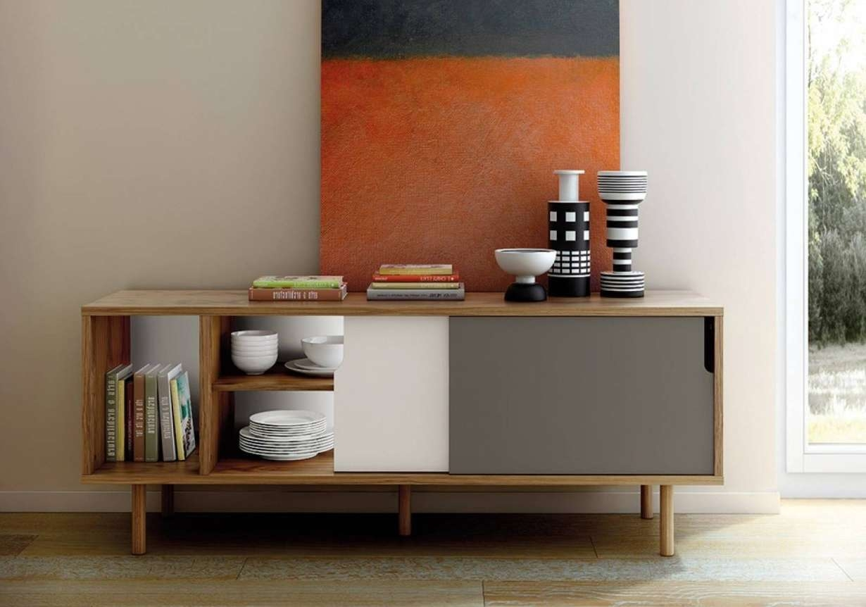 Cool Modern Buffet Tags : Sideboard Modern Contemporary Sideboards Regarding Modern Contemporary Sideboards (View 15 of 20)