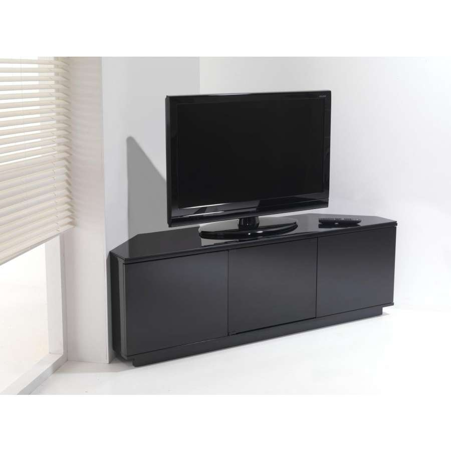 Corner Tv Cabinet Armoire | Davinci Pictures Within Black Corner Tv Cabinets (View 3 of 20)