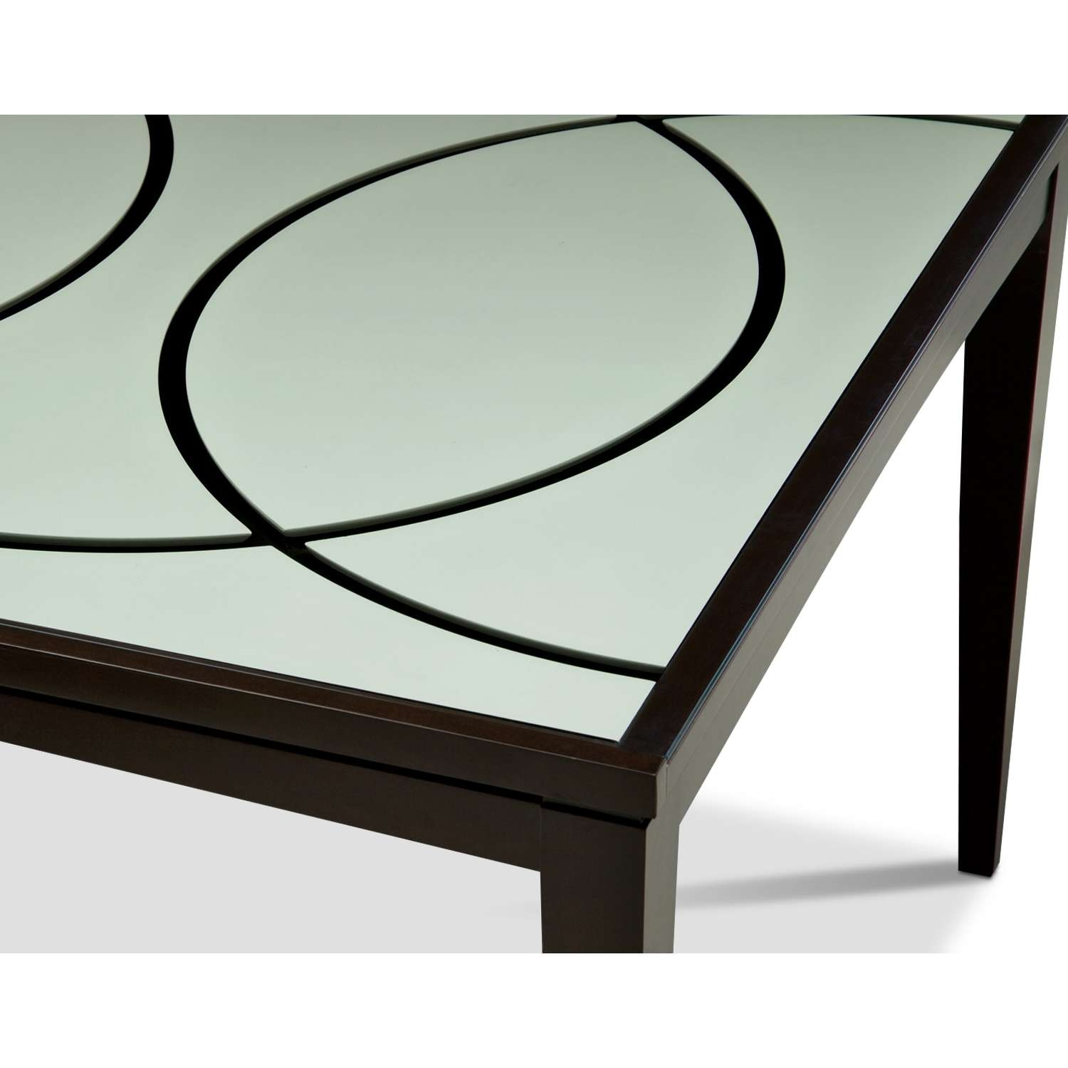 Cosmo Dining Table – Merlot (View 9 of 20)