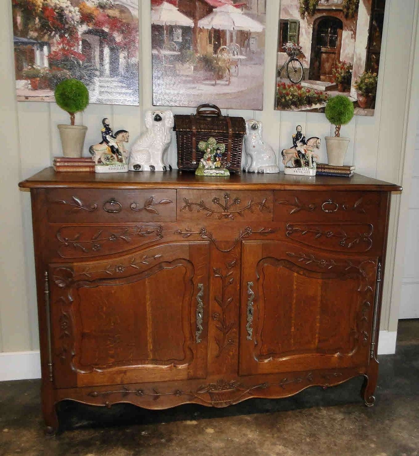 Countryboards And Buffets Plans Kitchen French Distressed 95 Regarding Distressed Sideboards And Buffets (View 7 of 20)