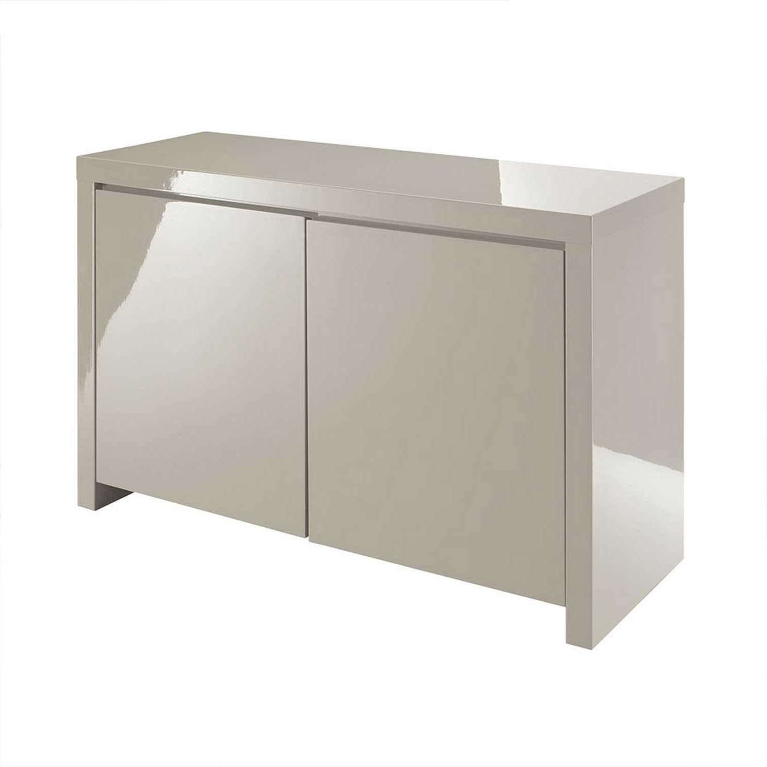 Cream Gloss Living Room Furniture – [Peenmedia] For Cream High Gloss Tv Cabinets (View 3 of 20)