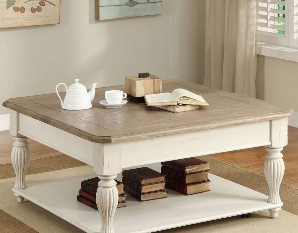 Current Big Square Coffee Tables With Regard To Home ~ Coffee Tables Square Table Wood Enchanting All Big Home (View 9 of 20)