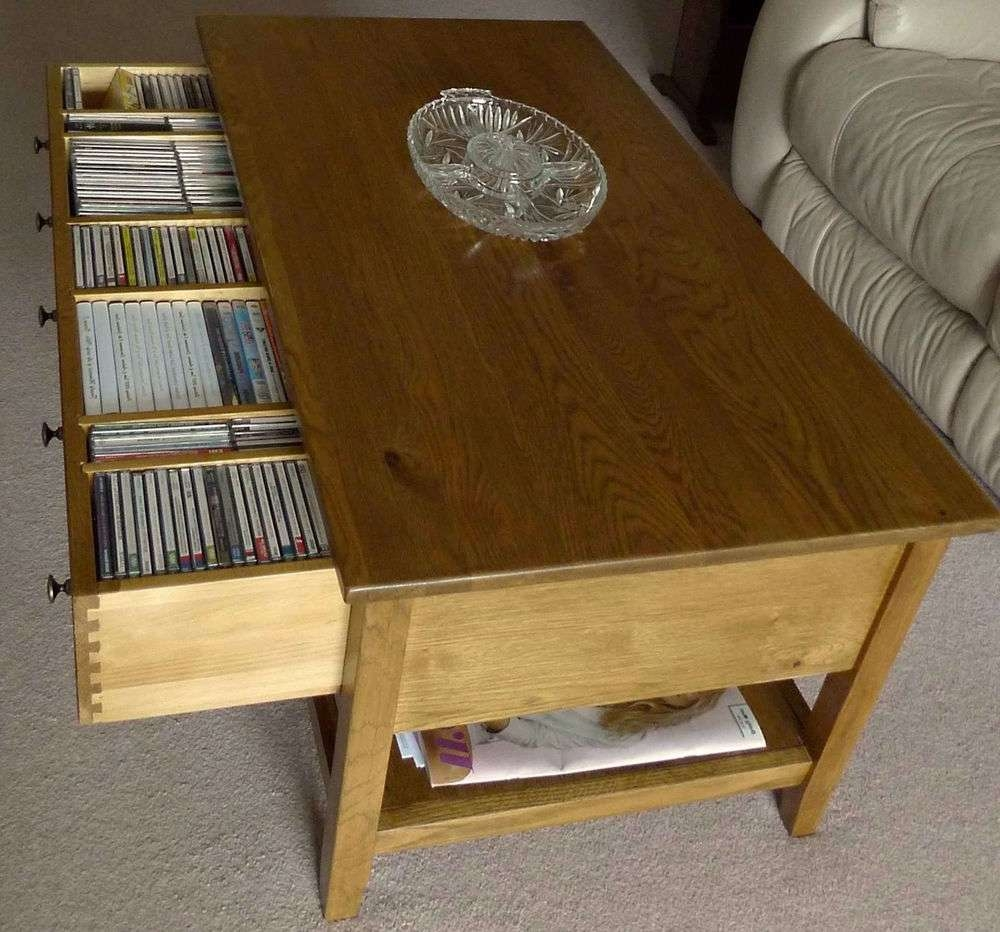 Dvd Coffee Table