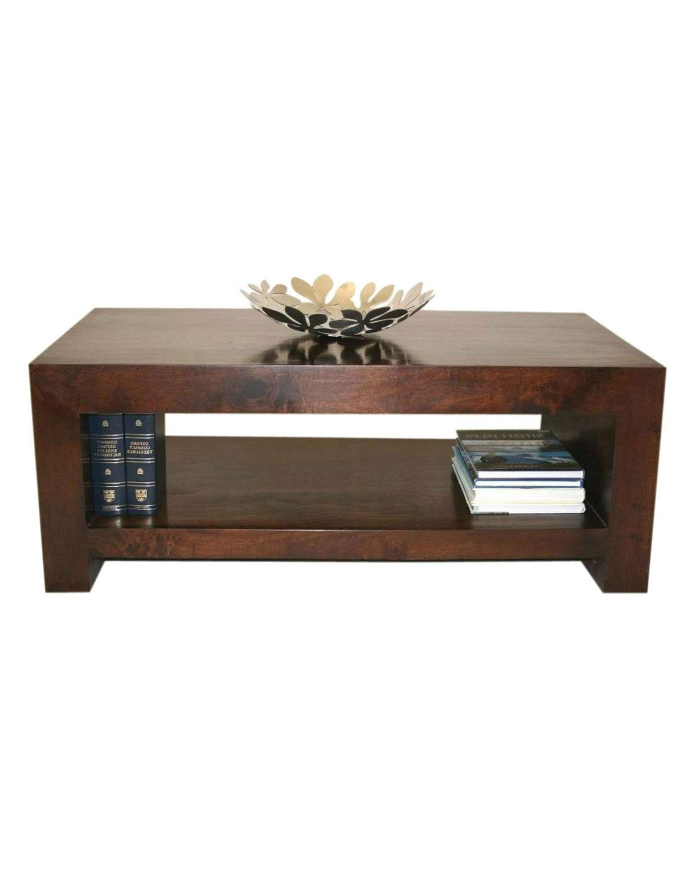 Current Dark Wood Coffee Table Storages In Coffee Table : Amazing Living Room Coffee Table Coffee Table With (View 5 of 10)