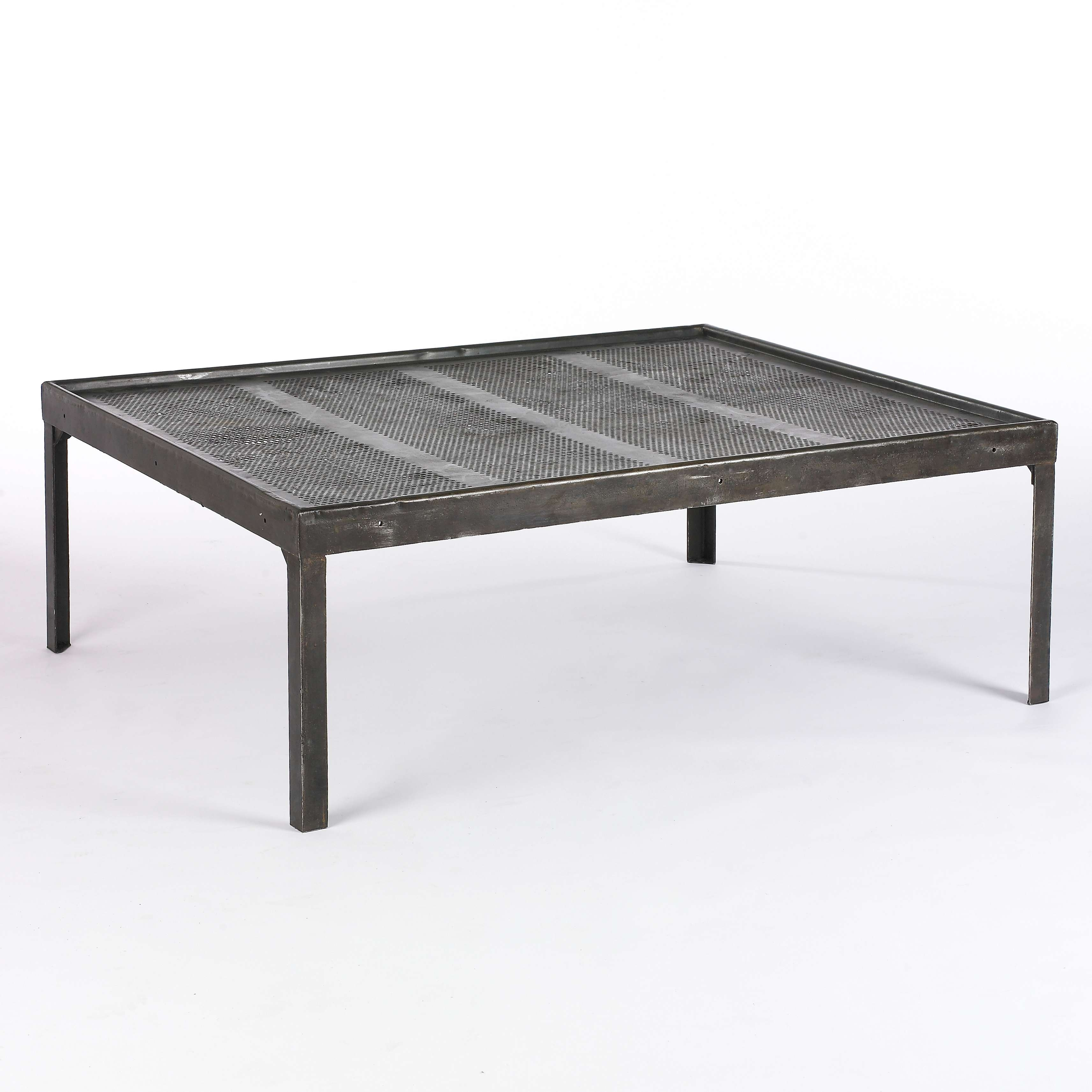 Current High Quality Coffee Tables Regarding Coffee Tables Ideas: Modern Metal Coffee Tables And End Tables (View 13 of 20)