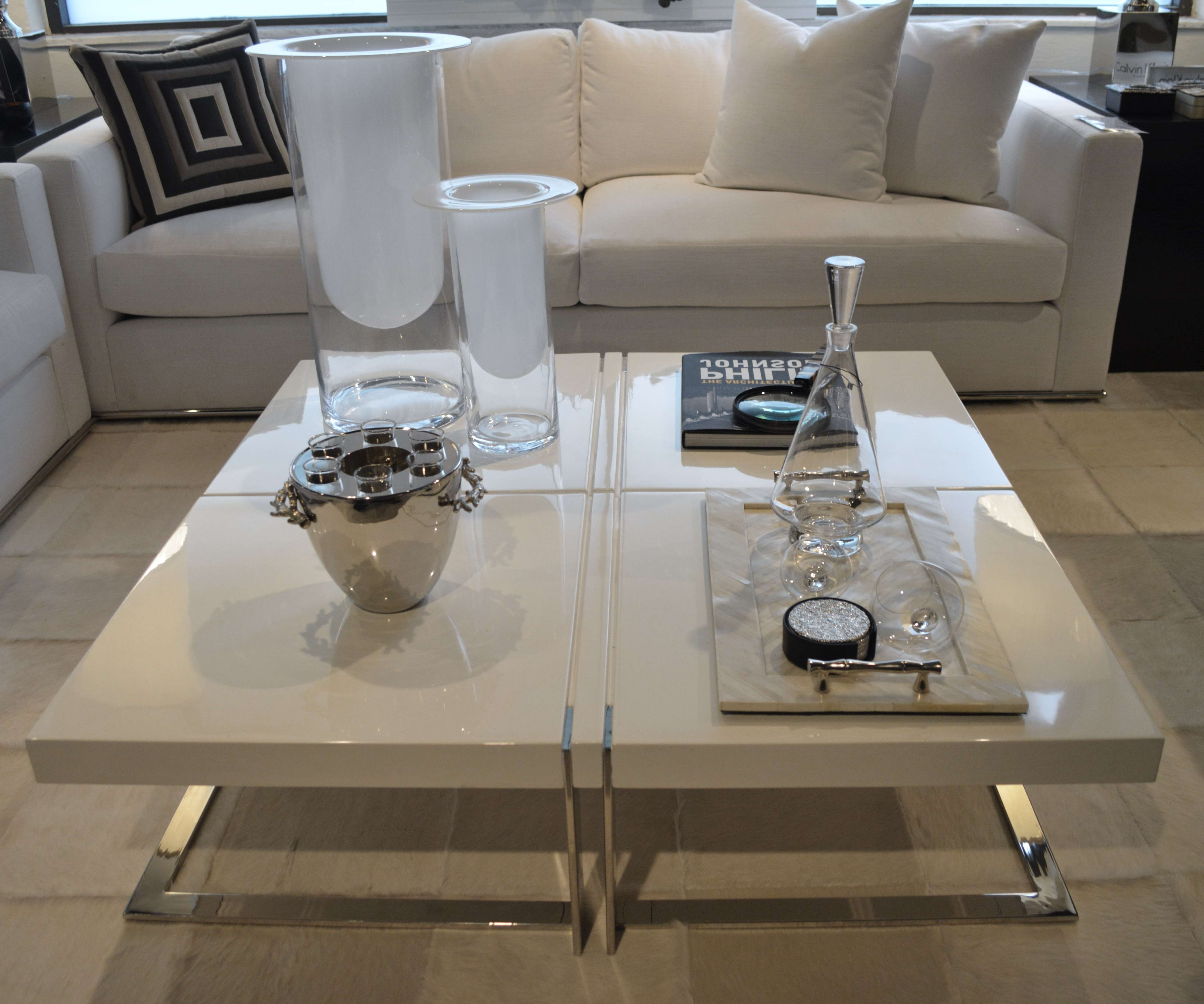 Current Lacquer Coffee Tables Within White Lacquer Coffee Table – Writehookstudio (View 4 of 20)
