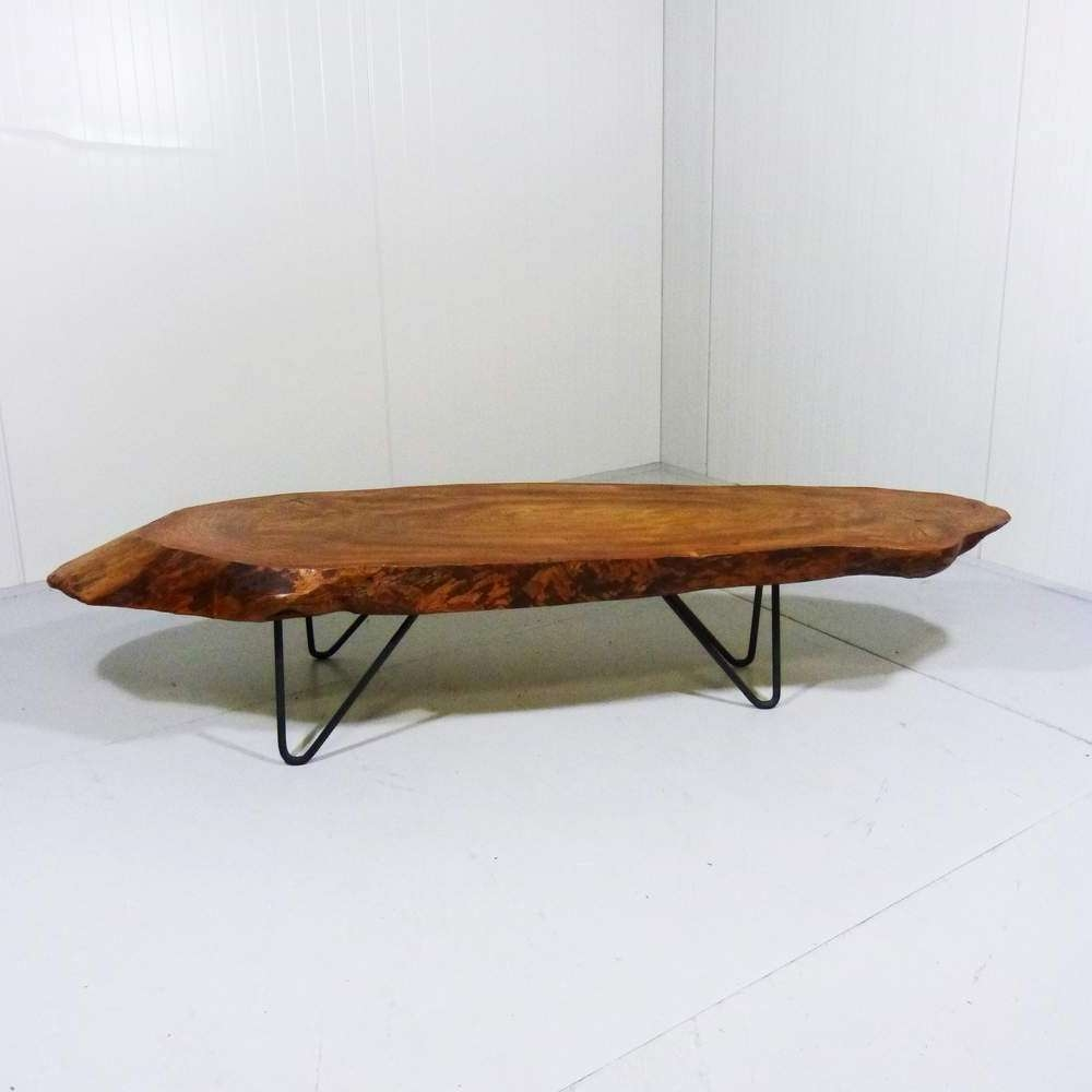 Current Large Trunk Coffee Tables With Coffee Tables : Simple Large Tree Trunk Coffee Table Stump Style (View 8 of 20)