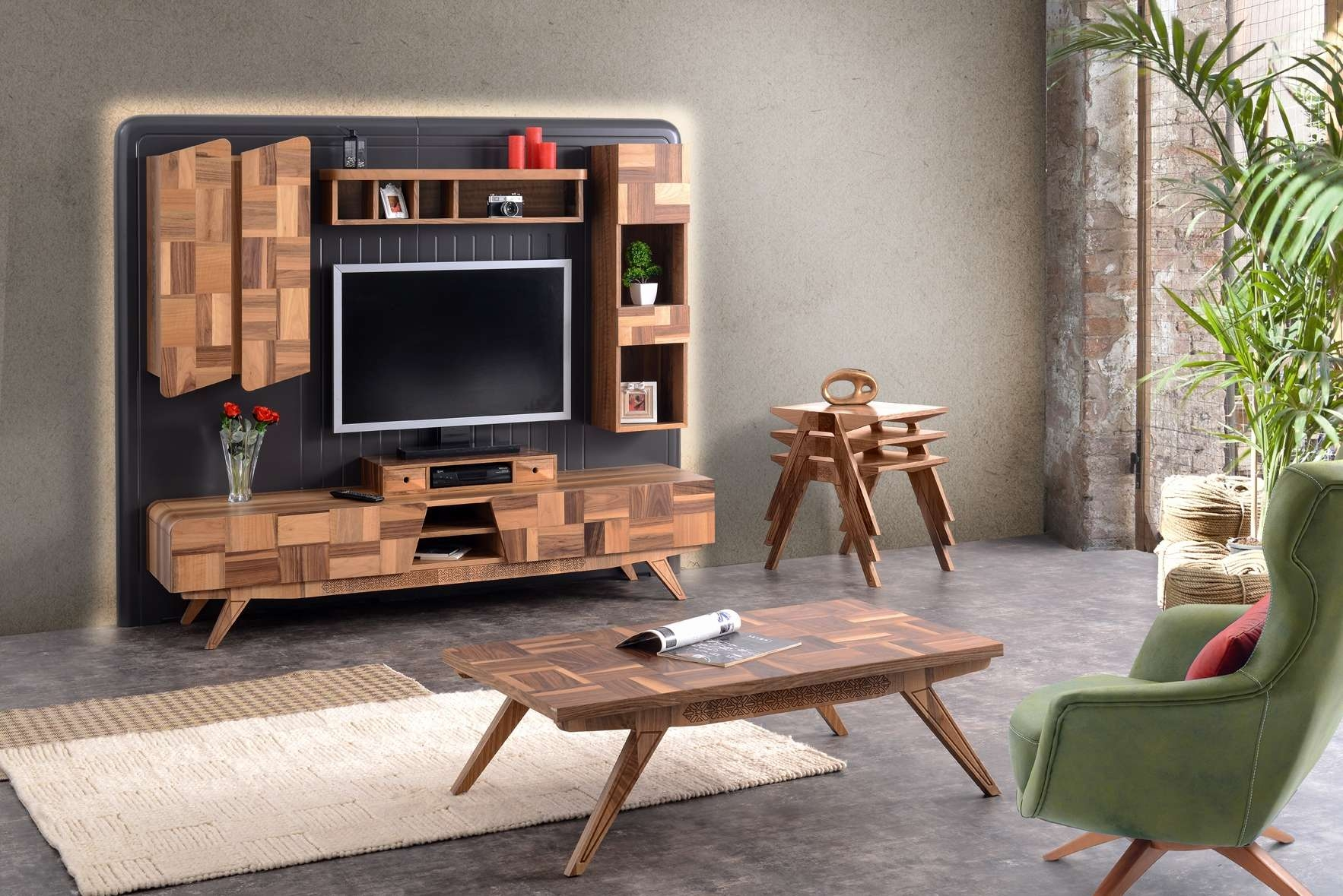 Current Matching Tv Unit And Coffee Tables With Regard To Creative Tv Stands Inspirational Coffee Tables Room Side Tables (View 19 of 20)