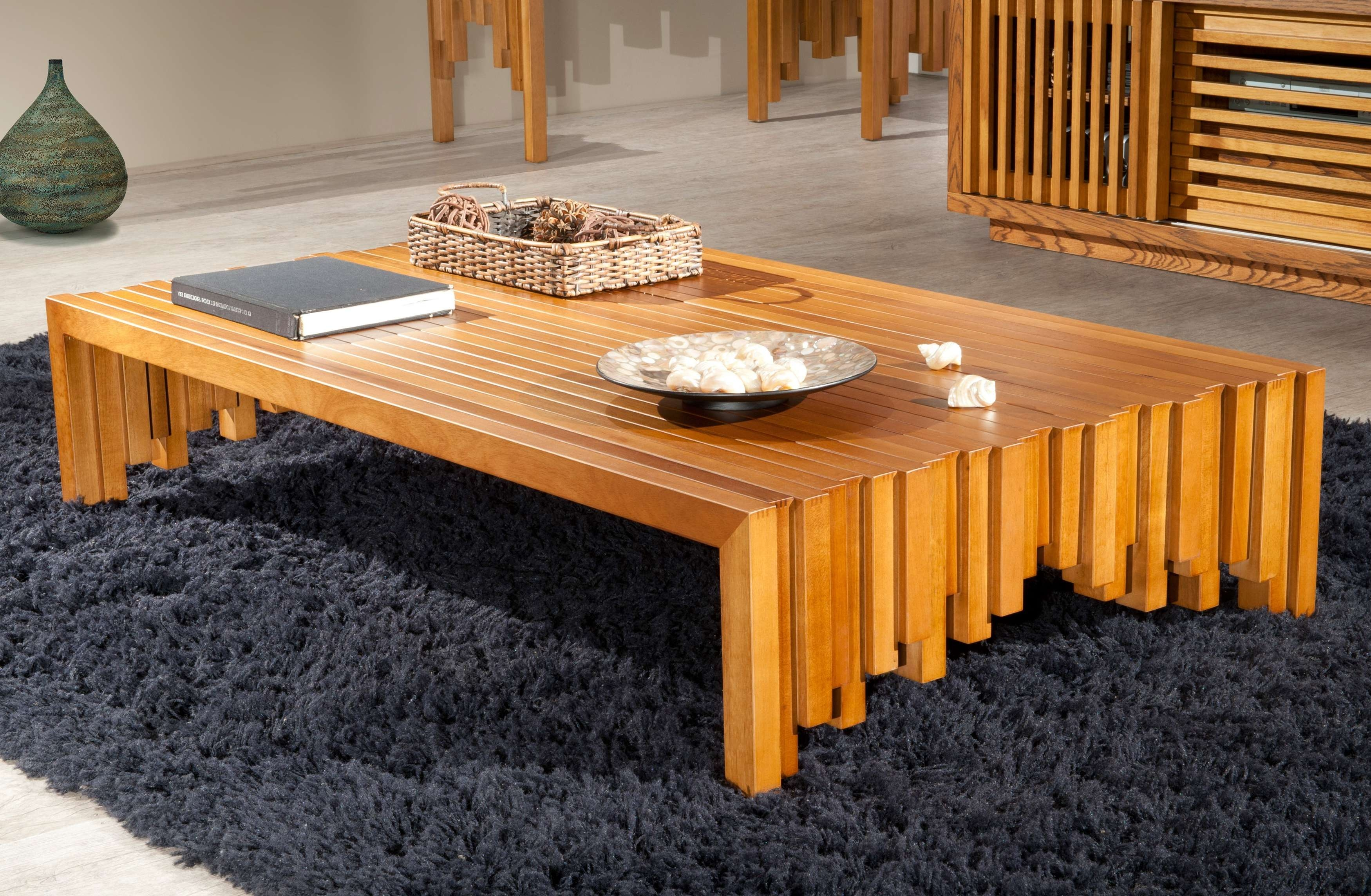 Current Rustic Wooden Coffee Tables With Coffee Tables : Table Rustic Wood Coffee With Metal Legs Modern (View 6 of 20)
