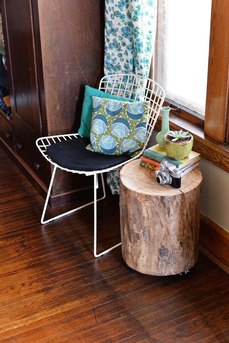 Current Tree Trunk Coffee Table Inside Best 25+ Tree Stump Coffee Table Ideas On Pinterest (View 4 of 20)
