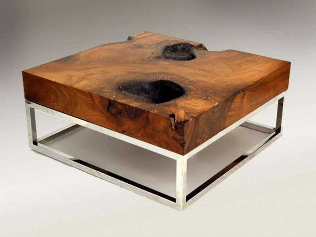 Current Unusual Coffee Tables For Coffee Table : Really Cool Coffee Tables Chic And Unusual Shocking (View 9 of 20)