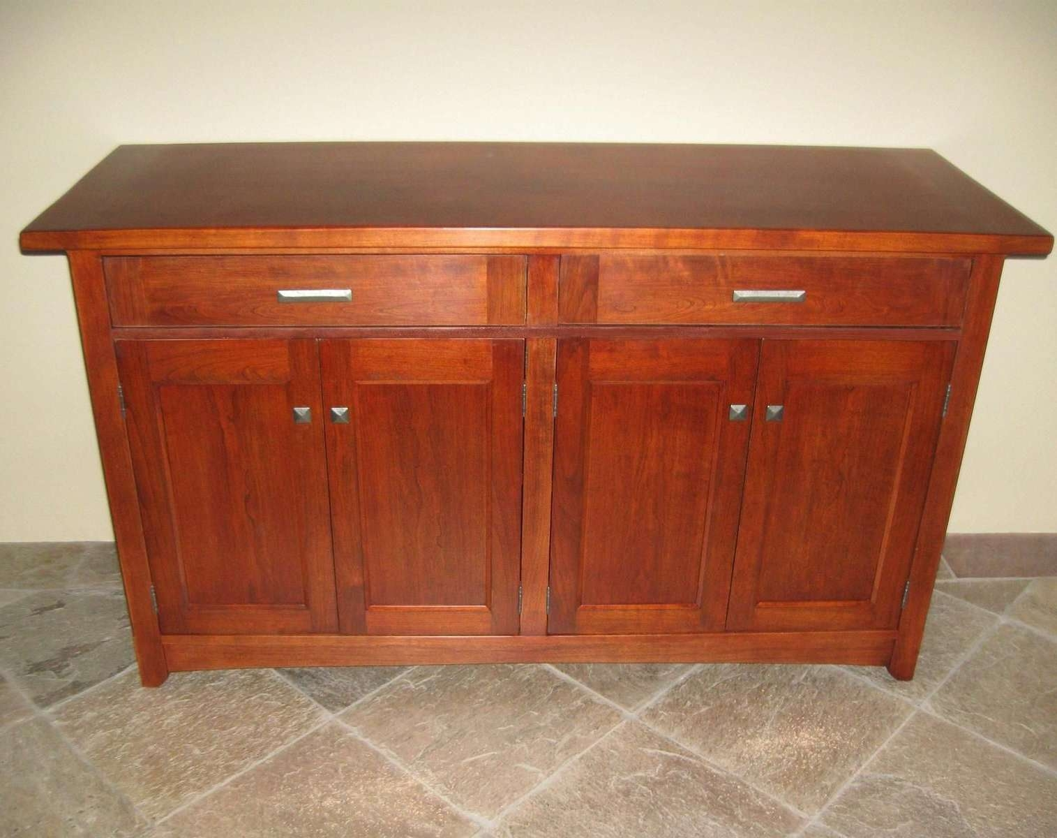Custom Cherry Sideboardalexander Woodworking | Custommade In Cherry Sideboards (View 6 of 20)