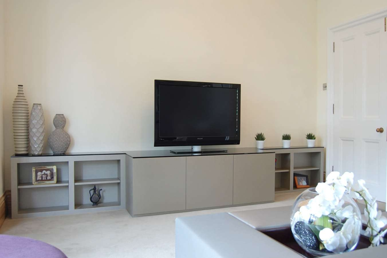 Custom Made Living Rooms | Display, Tv And Media Units Within Bespoke Tv Cabinets (View 16 of 20)