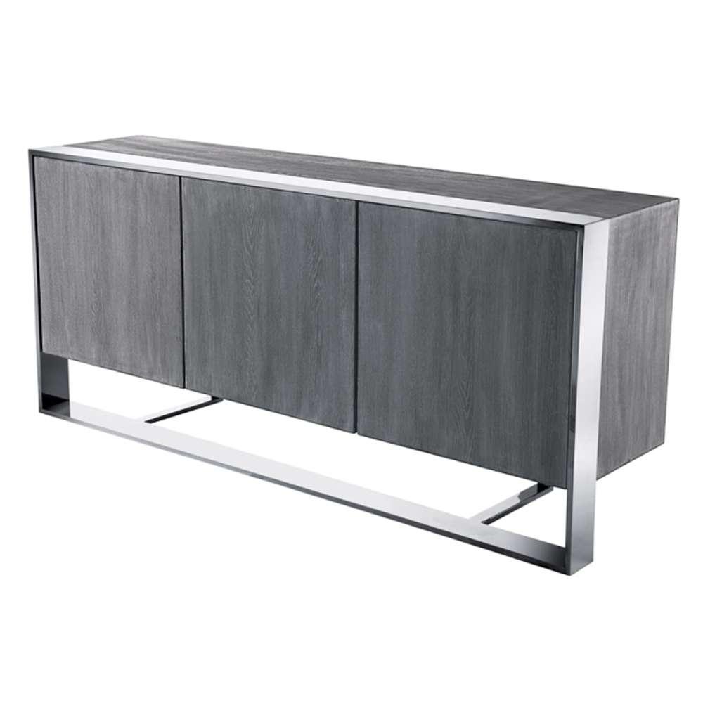 Dalton German Oak Sideboard | Buy Buffets And Sideboards Inside Grey Sideboards (View 18 of 20)