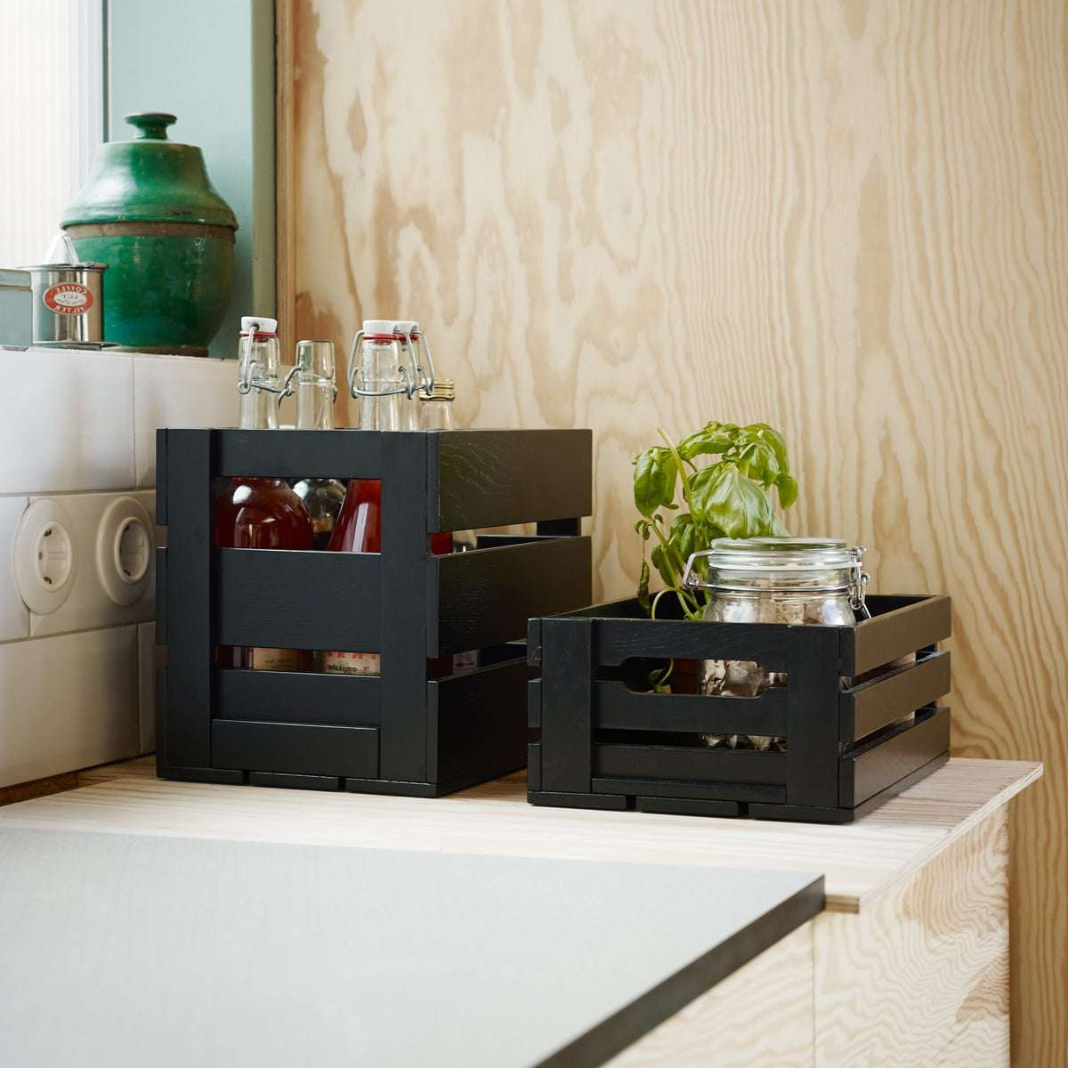 Dania Box 4 (apple Crate) | Skagerak | Shop With Dania Sideboards (View 17 of 20)
