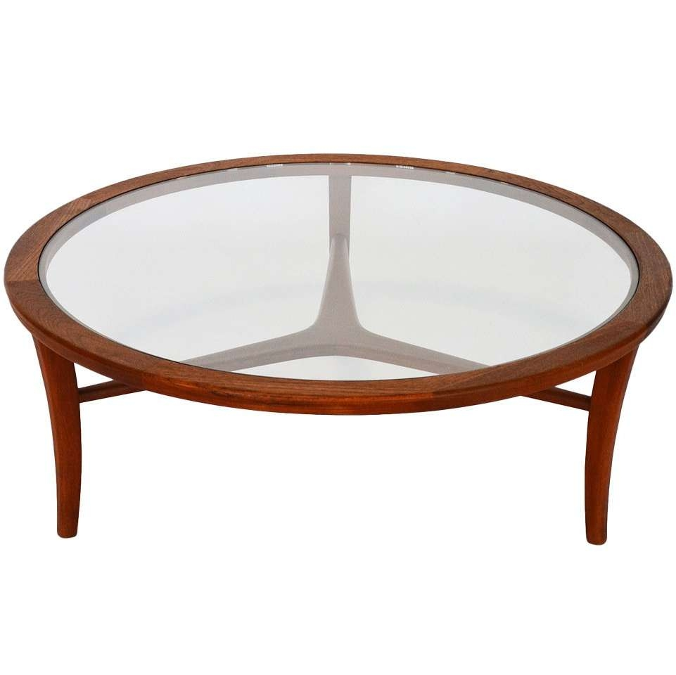 Featured Photo of Retro Teak Glass Coffee Tables