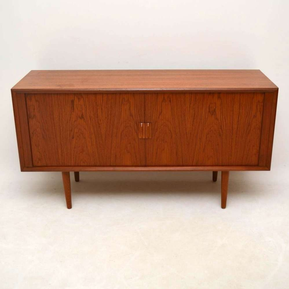 Danish Teak Retro Sideboardsvend Aage Larsen Vintage 1960's With Danish Retro Sideboards (View 9 of 20)