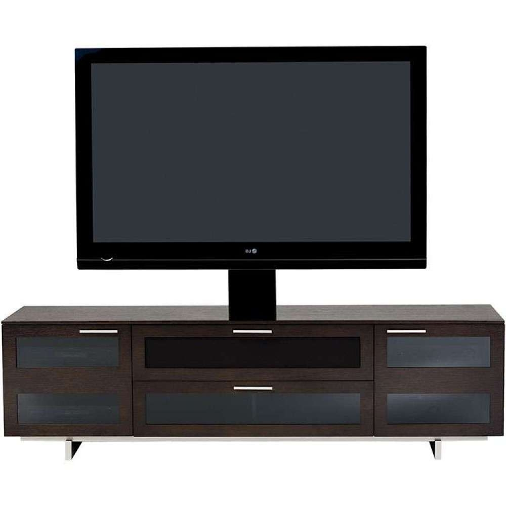 Dark Wooden Rustic Retro Media System Low Storage Table Within Wide Tv Cabinets (View 7 of 20)