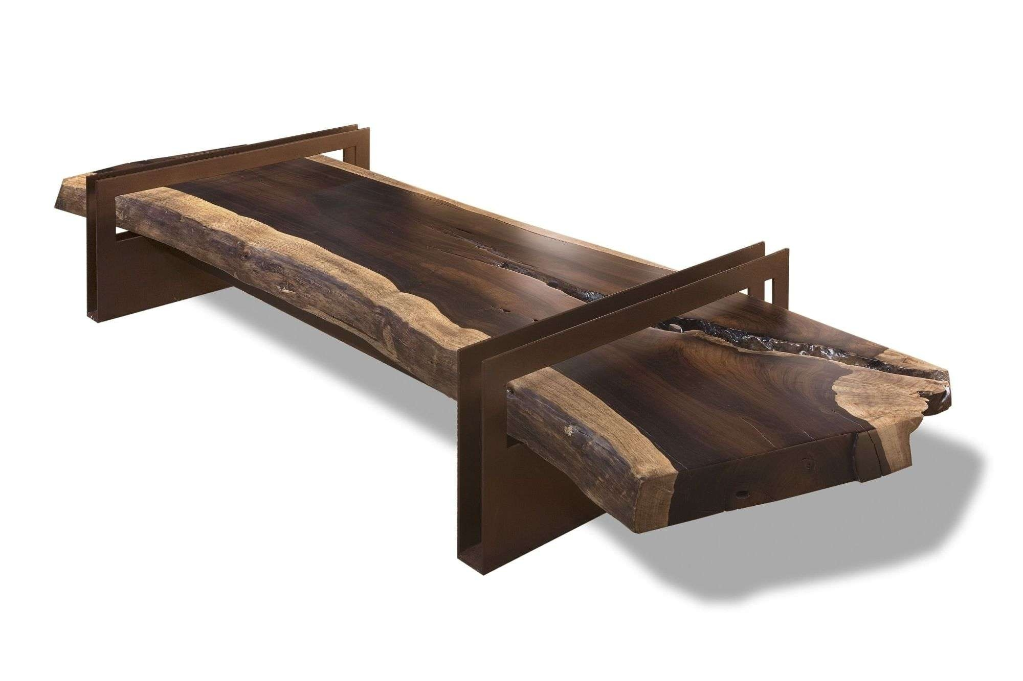 Decorations : Extraordinary Reclaimed Wood Coffee Table In Unique Throughout Fashionable Reclaimed Wood And Glass Coffee Tables (View 5 of 20)