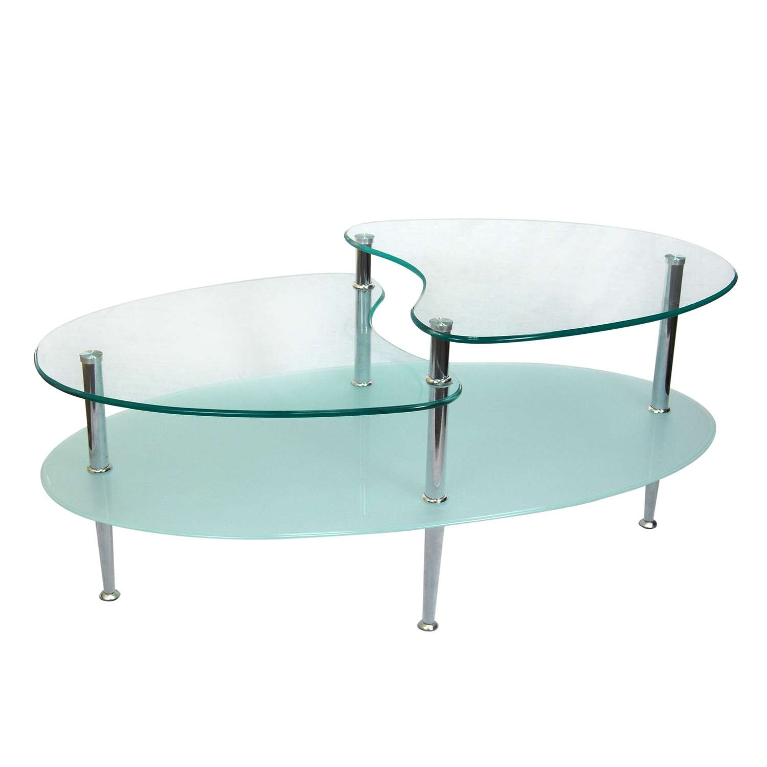 Decorations : Unique Oval Coffee Tables Wayfair With Stailess Base Regarding Preferred Wayfair Glass Coffee Tables (View 8 of 20)