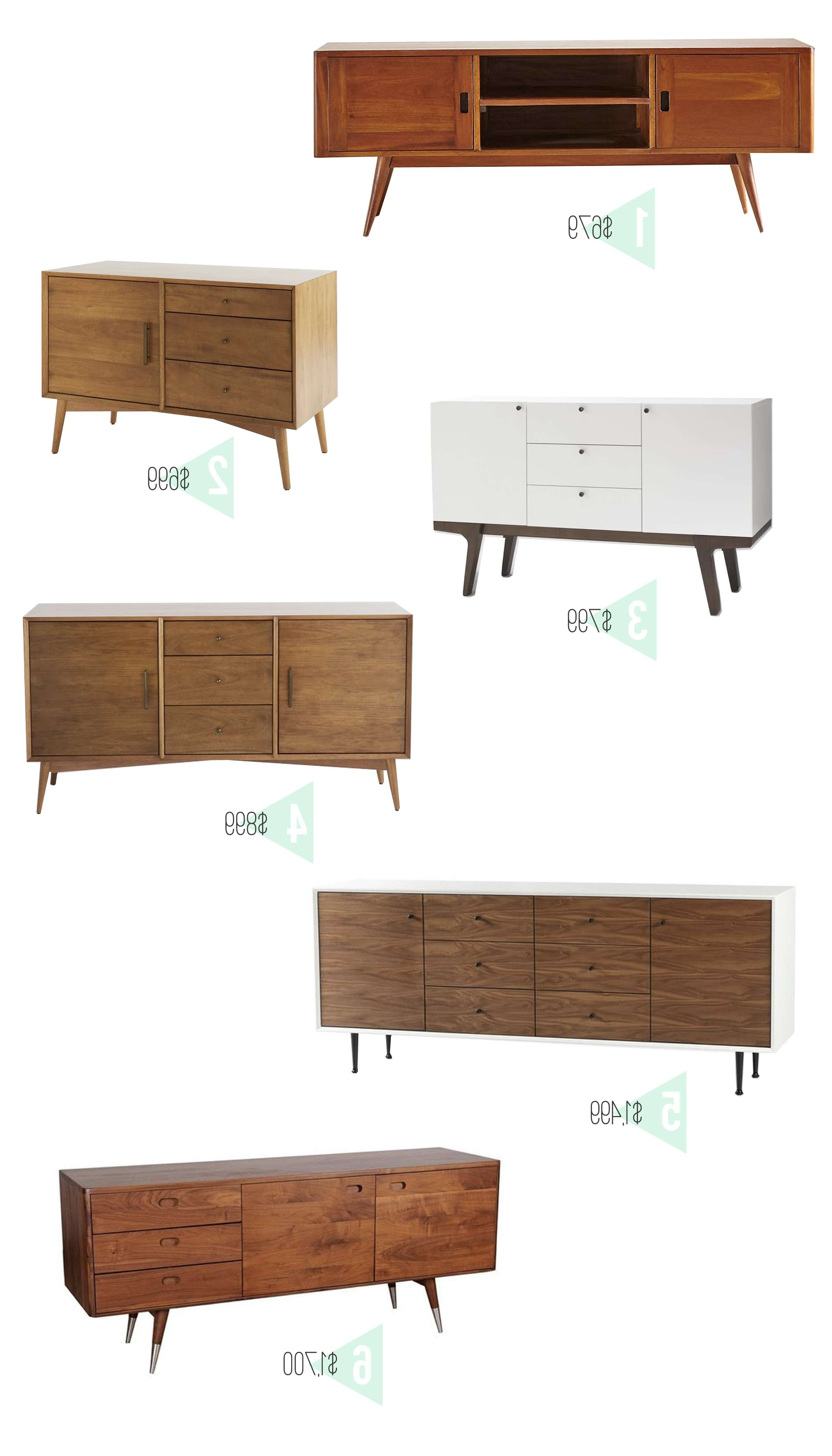 Design Evolving – In Search Of The Perfect Credenza – Design Evolving For West Elm Sideboards (View 17 of 20)