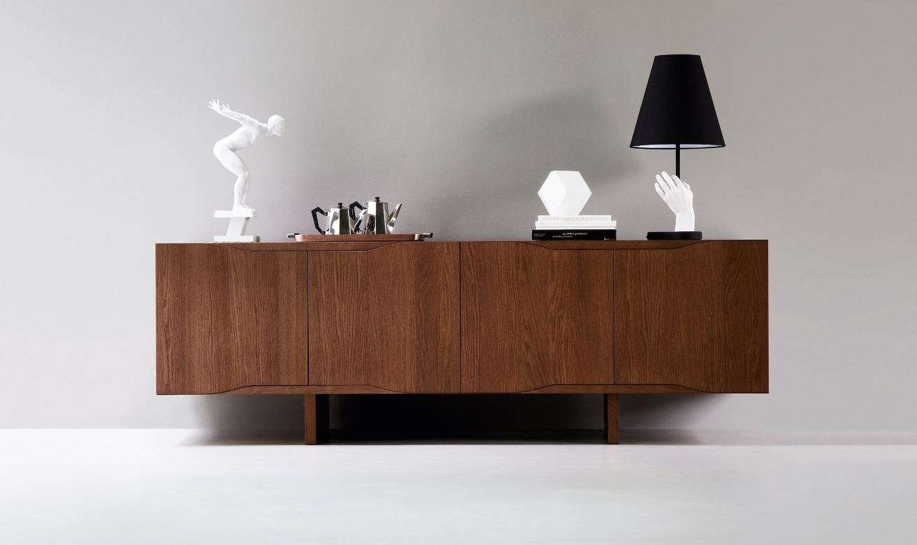 Designer Italian Sideboards, Luxury Credenza | Momentoitalia Pertaining To Wooden Sideboards And Buffets (View 5 of 20)