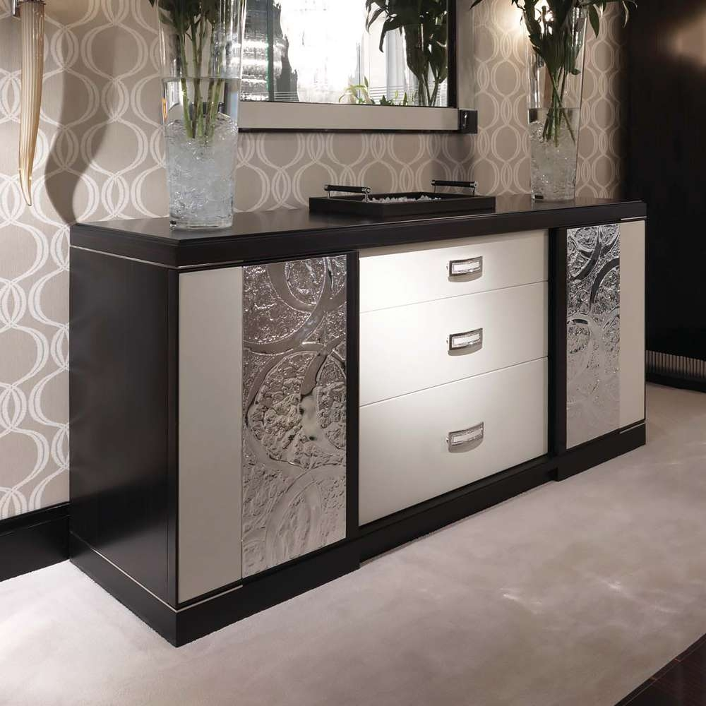 Designer Sideboards And Luxury Cabinets – Exclusive Designer High End Regarding White Sideboards Cabinets (View 7 of 20)
