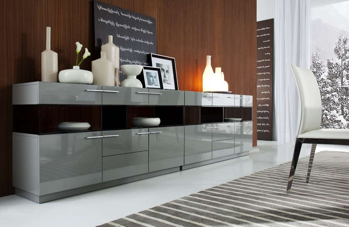 Dining Room Buffet | Designwalls Regarding Contemporary Sideboards And Buffets (View 7 of 20)