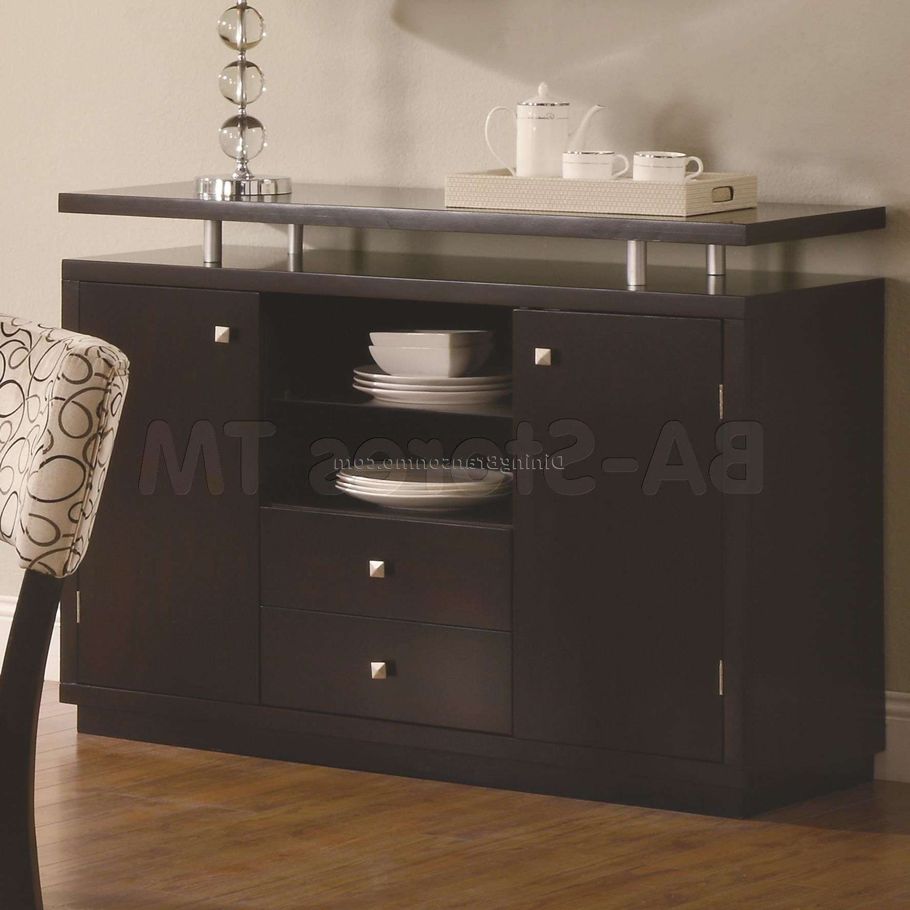 Dining Room Buffet Or Sideboard With Marble 6 | Best Dining Room Throughout Dining Sideboards (View 6 of 20)