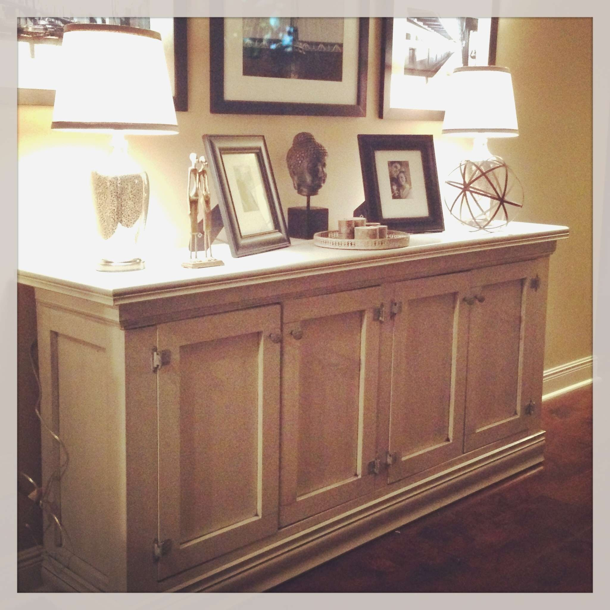 Dining Room Buffets Sideboards Popular Image Of Credenza With Credenza Buffet Sideboards (View 8 of 20)