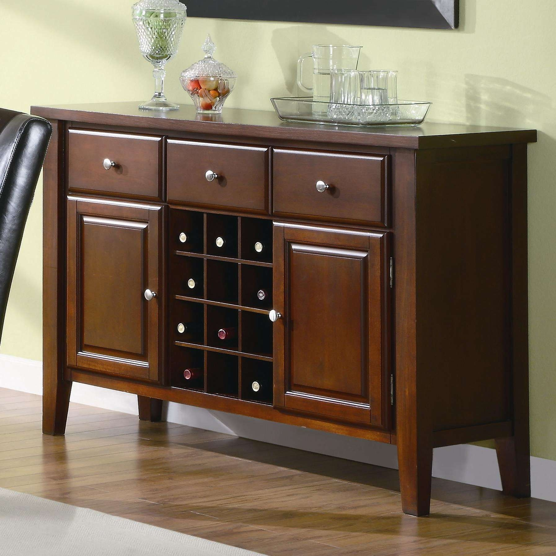 Dining Room: Exquisite Dining Room Servers With Best Pair Intended For Dining Room Servers And Sideboards (View 6 of 20)