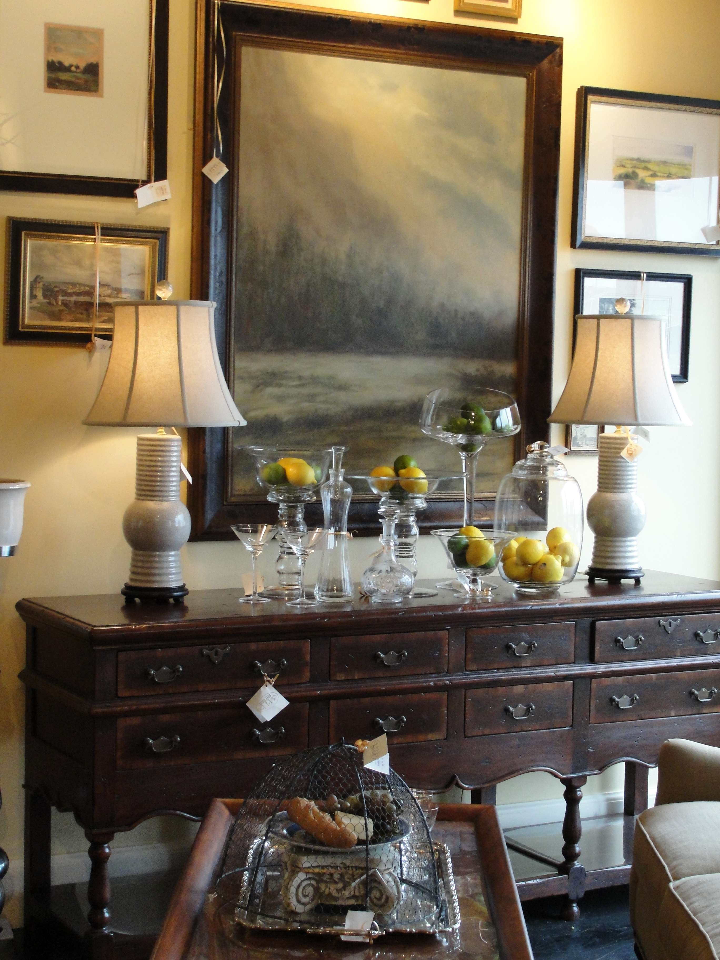 Dining Room : Fabulous Sideboards And Buffet Tables Black Dining Pertaining To Small Dining Room Sideboards (View 2 of 20)
