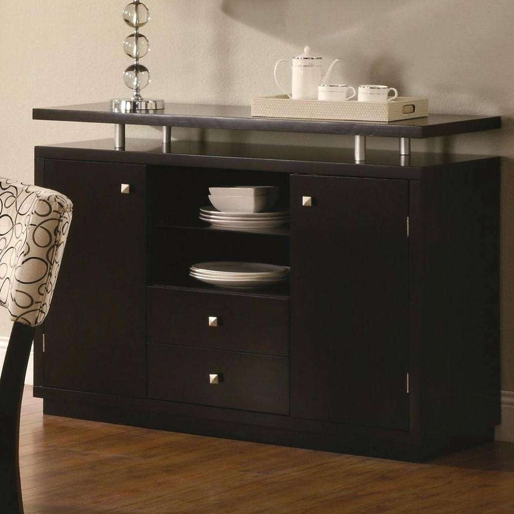 Dining Room Sideboards Buffet Server Cabinet 6 Photo Of 7 Pertaining To Buffet Sideboards Servers (View 7 of 20)