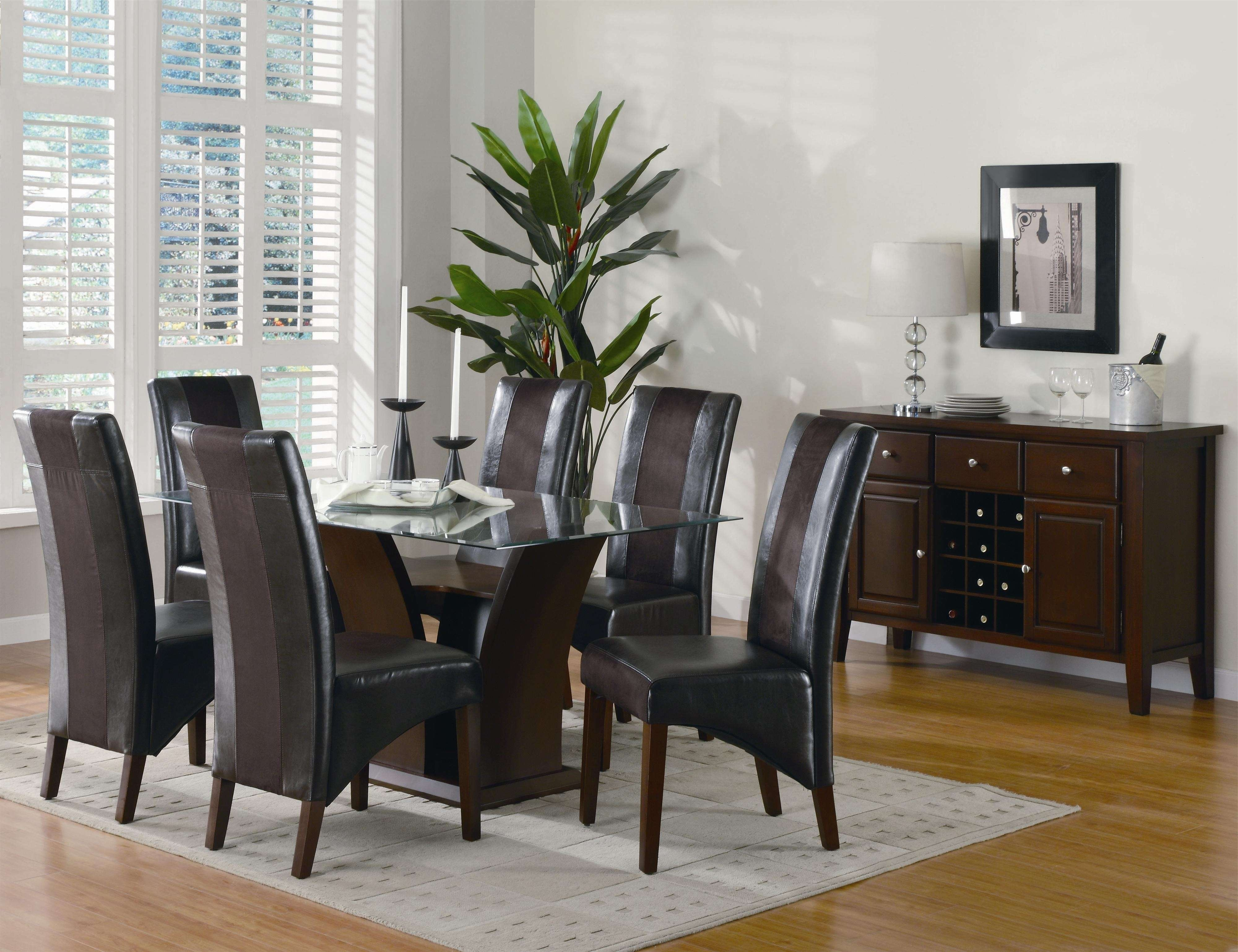 Featured Photo of Dining Room Sets With Sideboards