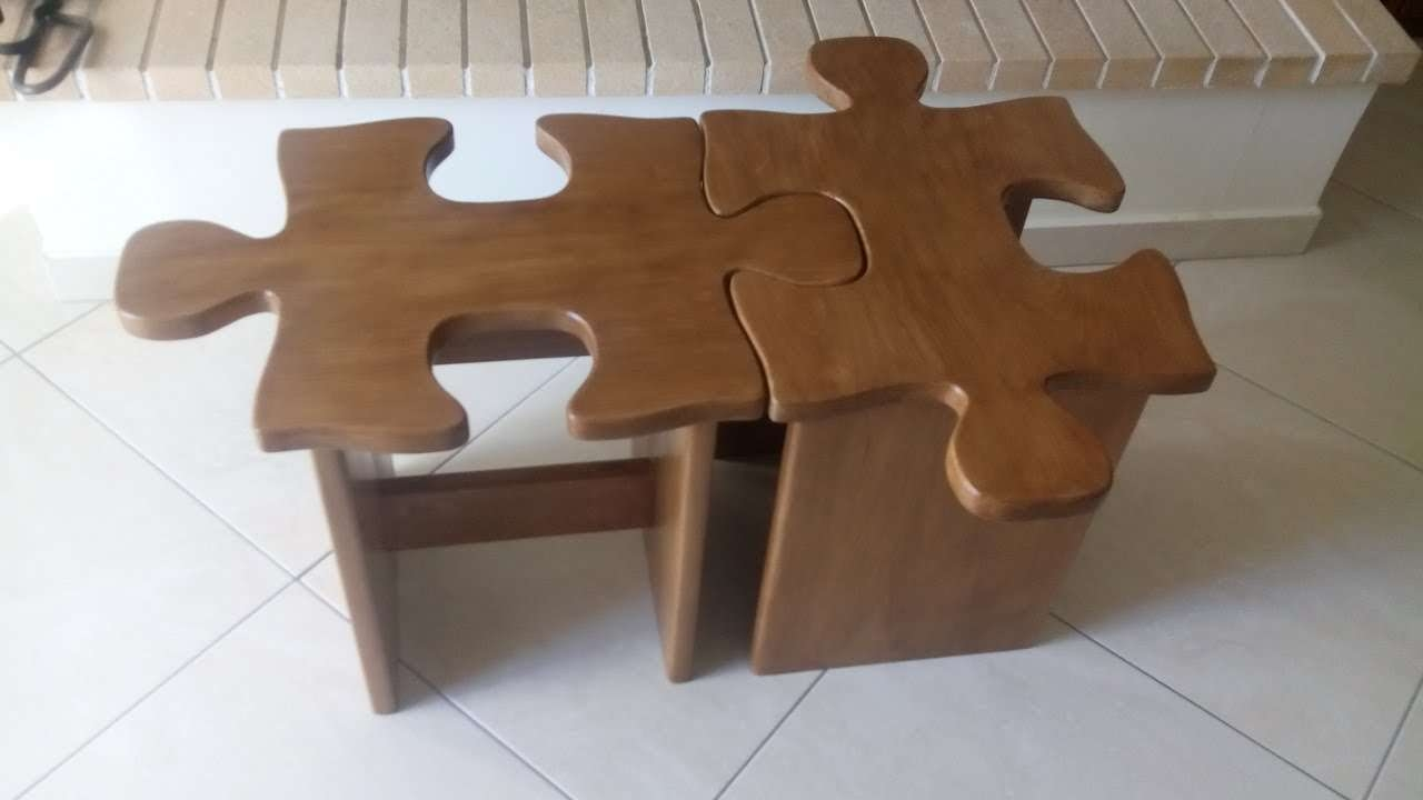 Featured Photo of Puzzle Coffee Tables