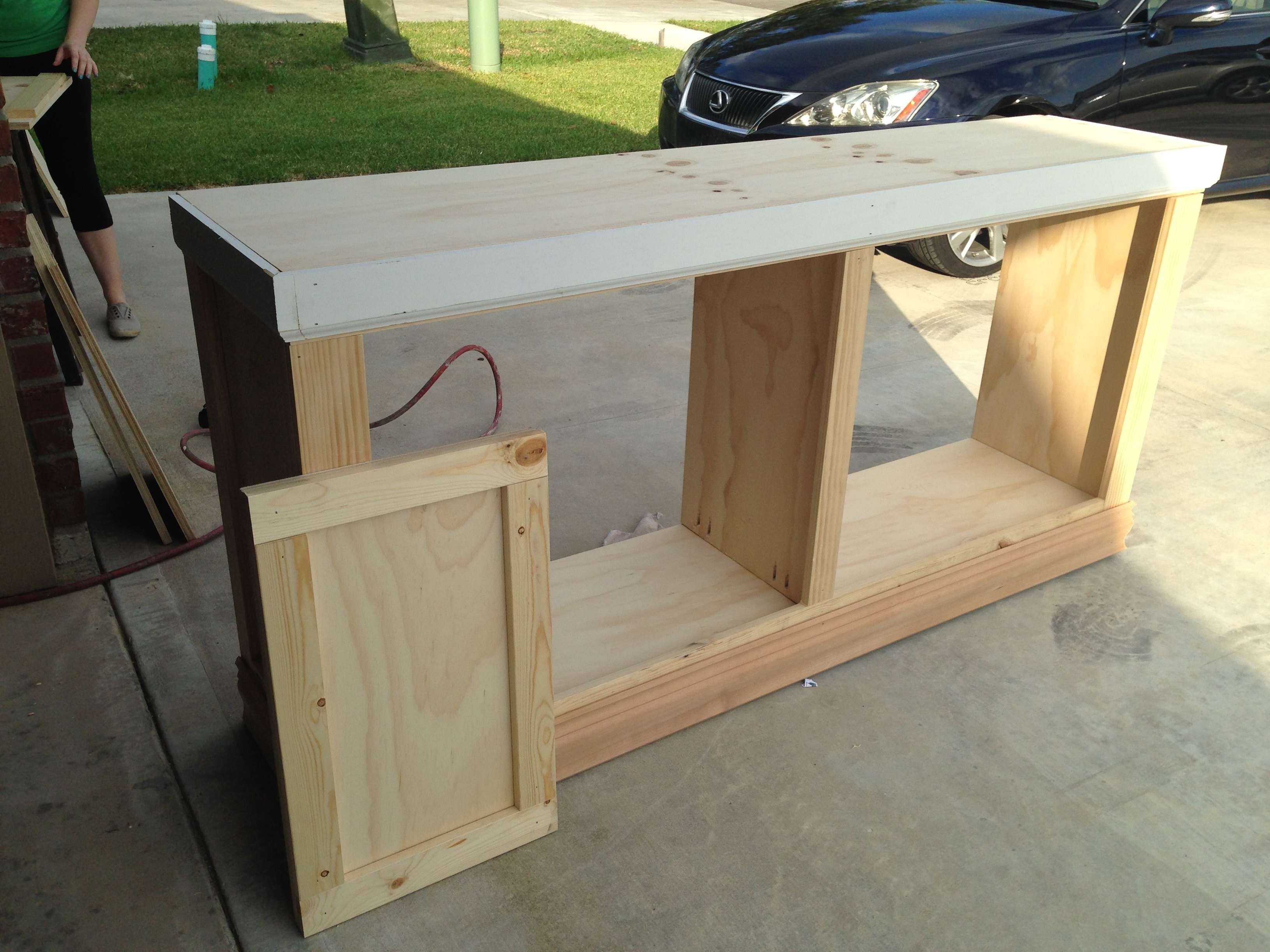 Diy Sideboard | The Sweet Life Intended For Diy Sideboards (View 12 of 20)