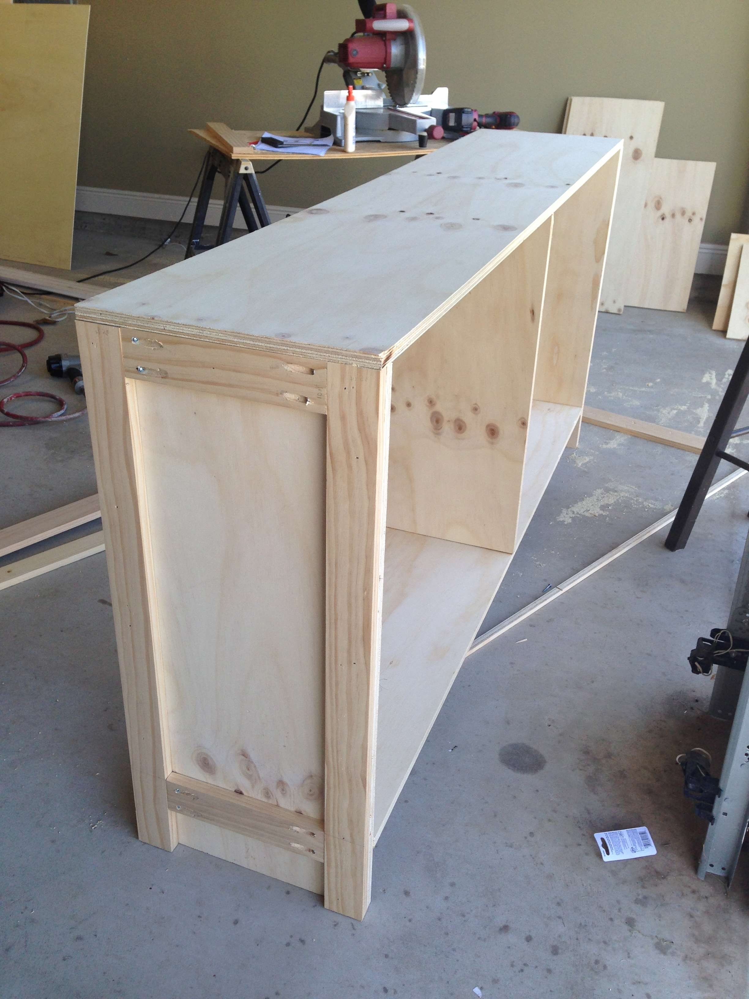Diy Sideboard   The Sweet Life With Diy Sideboards (View 14 of 20)