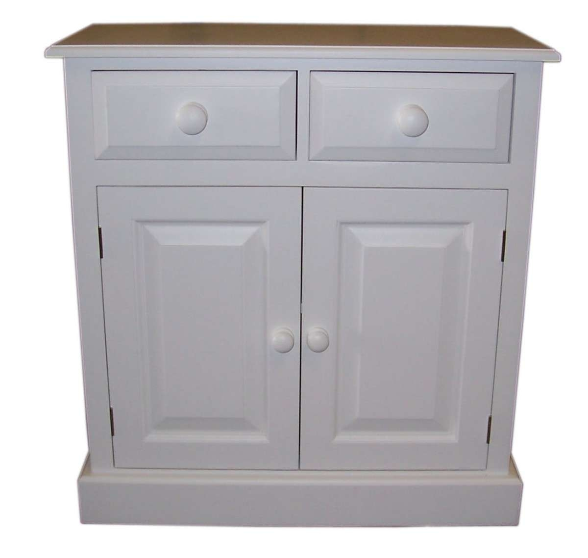 "Doors And Drawers Shallow Depth Sideboard – Available In 2'6"", 3 Throughout 14 Inch Deep Sideboards (View 14 of 20)"