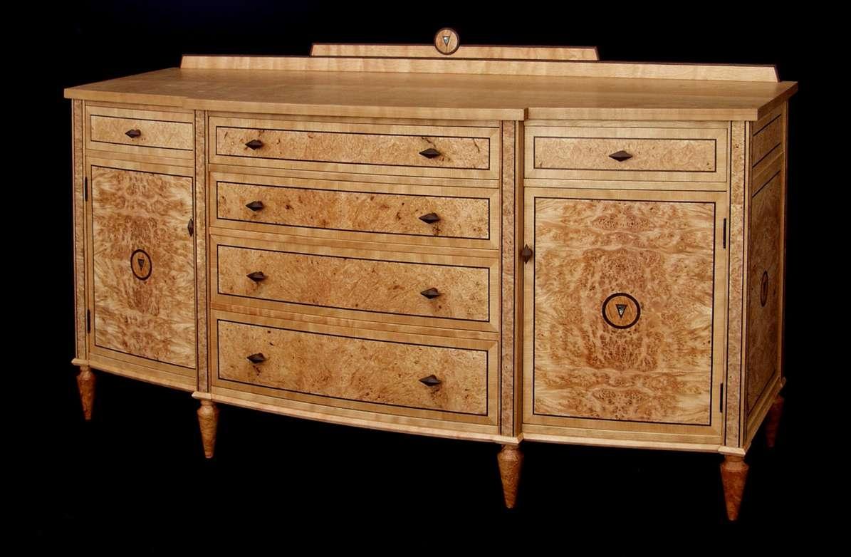 Dorset Custom Furniture – A Woodworkers Photo Journal: Custom Regarding Maple Sideboards (View 4 of 20)